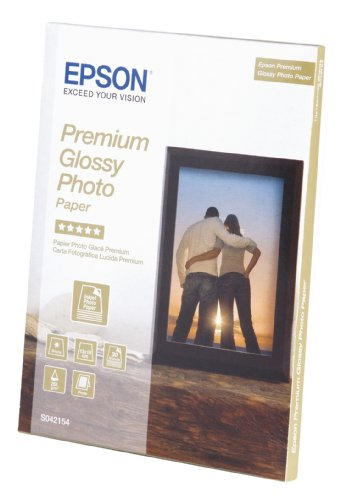 Epson Premium glossy photo paper inkjet 255g/m2 130x180mm 30 Blatt Pack - 2