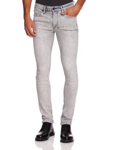 Religion Herren Skinny Jeans NOIZE Ice Grey