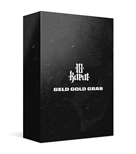 Produktbild Geld Gold Gras (3G Fanbox)