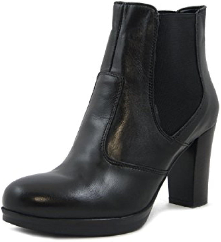 les bottes à à à élastique des femmes en cuir d'oswald parent b018wc0muu programme 8 cm de talon | Bonne Réputation Over The World  f3cf09