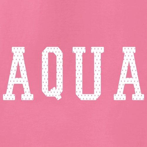 Justice Aqua College Style - Unisex Pullover/Sweatshirt - 8 Farben Rosa