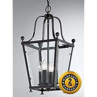 Franklite Lighting Atrio 4 light Lantern LA7004 4