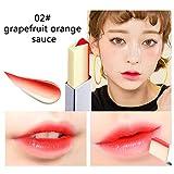 Doppelte Farbe Lippenstift Farbverlauf Lippen Bitting Lippen Make-up Korea Lippenstift Glatte Lippenstift