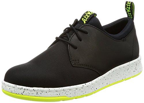 b03dd1206c0f5 Dr. Martens Herren Solaris Cdr Black Temperley+Cordura Sneaker