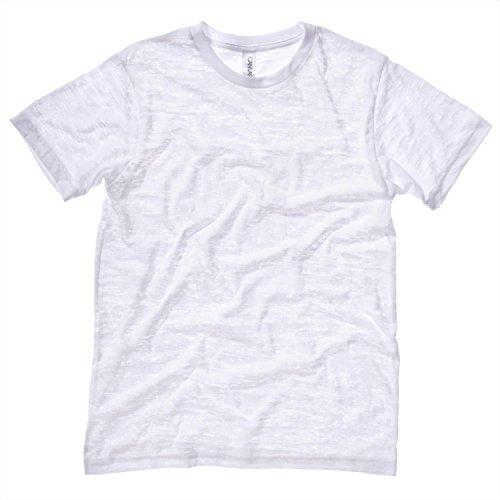 Bella CanvasHerren T-Shirt Weiß - Weiß