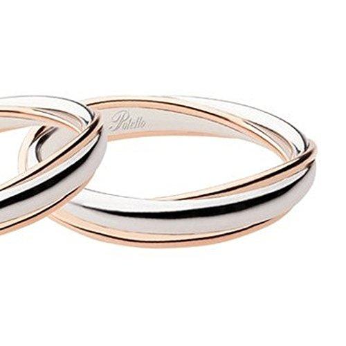 Fede Matrimoniale Polello Oro 18 Kt