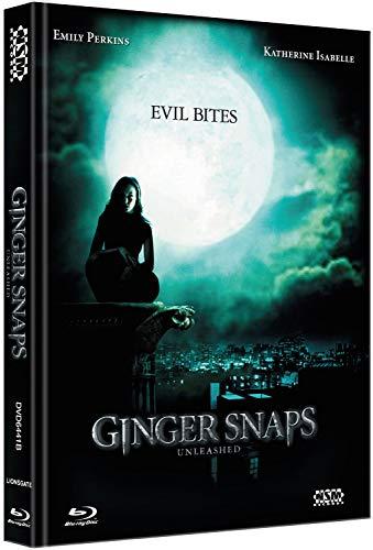 Ginger Snaps 2- Entfesselt [Blu-Ray+DVD] - uncut - auf 250 Stück limitiertes Mediabook Cover B