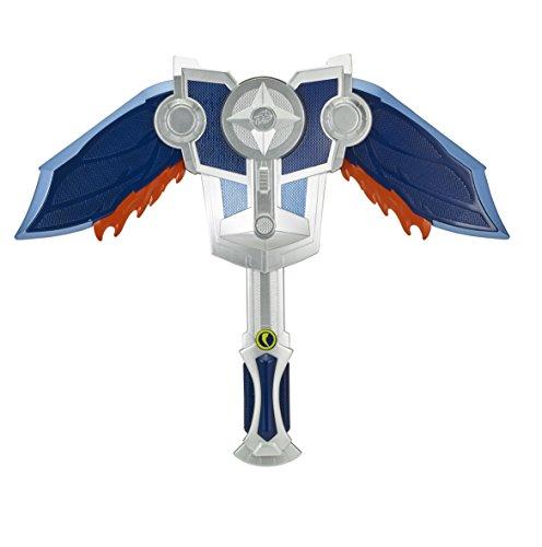 Power Rangers 43827 Super Ninja Axt-Bogen, Stahl