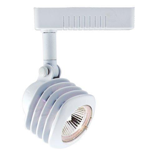 Low-voltage-mini-track (Jesco Lighting HLV10050BK Mini Deco 100 Series Low Voltage Track Light Fixture, 50 Watt, Black Finish by Jesco Lighting Group)
