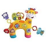 VTech Baby 80-506804-Girafe Coussin, bébé Peluche
