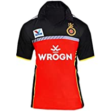 Step Shoes Royal challengers bangalore Jersey (RCB IPL 2019)