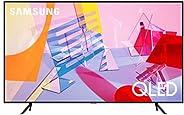 """Samsung TV QE65Q60TAUXZT Serie Q60T QLED Smart TV 65"""", con Alexa integrata, Ultra HD 4K, Wi-Fi, Black,"""