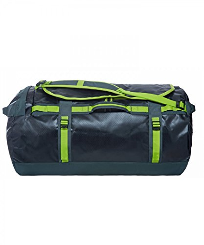 The North Face Unisex Reisetasche Base Camp Darkest Spruce/Silver Pine Green