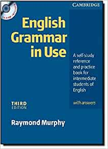 Amazon.fr - English Grammar In Use with Answers and CD ROM