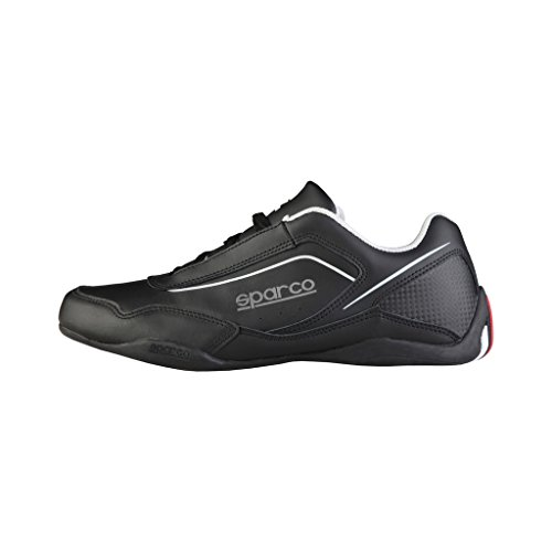 sparco-mens-jerez-trainers-black-size-11