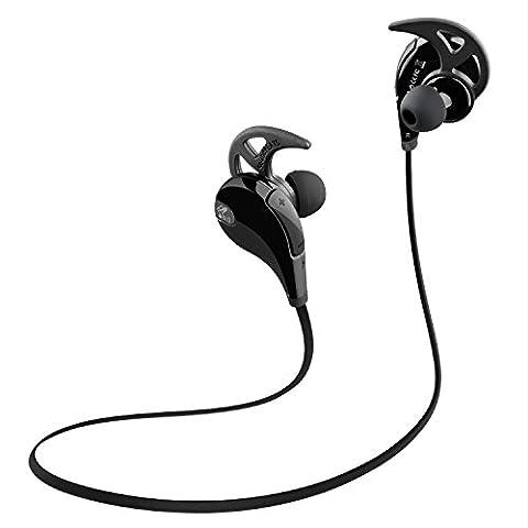 SoundPEATS Oreillette Bluetooth 4.1 Casque stéréo sans fil sports écouteurs