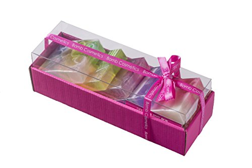 Bomb Cosmetics Soap Perfect Handmade Gift Pack