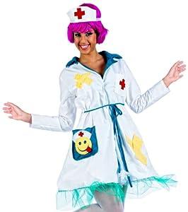 Limit Sport MA100 Grösse - Disfraz de enfermera para mujer (adulto) (talla M)