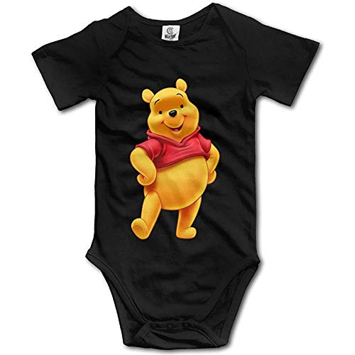 ar Unisex Short Sleeve Pack Lightweight Bodysuits for Baby 6Months ()