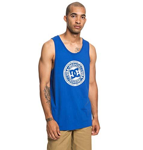 DC Shoes Circle Star - Vest for Men - Tank Top - Männer - XL - Blau