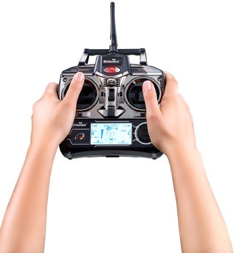 Simulus Funkgesteuerter Outdoor Hubschrauber - 3