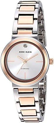 Anne Klein Women's Genuine Diamond Dial Bracelet W