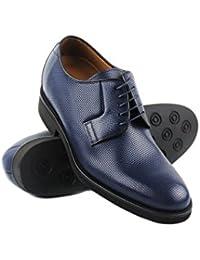 vente nouvelle tumblr de sortie Zerimar Chaussures De Style Décontracté En Cuir Avec Marrontalla Élastique Couleur 44 classique sortie escompte bonne vente 1betdW