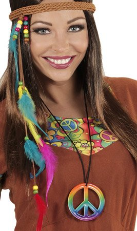 Collar Hippie Arcoíris