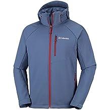 Columbia Cascade Ridge II - Chaqueta Hombre - Azul Talla M 2018 b4caa16cb64