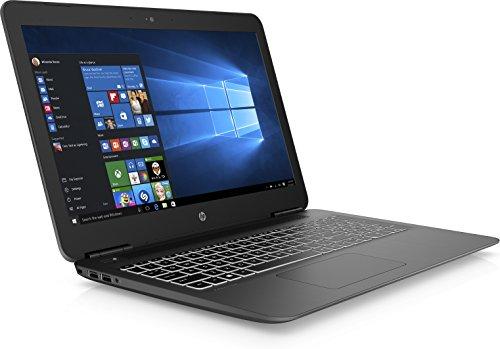 HP Pavilion Notebook 15 bc300ng 156 Zoll total HD Laptop Intel root i5 7200U 1 TB HDD 128 GB SSD 8 GB RAM Nvidia GeForce GTX 950M 4 GB Windows 10 property schwarz Notebooks