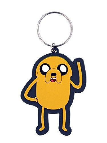 GB eye, Adventure Time, Jake, Portachiavi