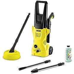 Karcher 1.673 - 240.0 Nettoyeur haute pression K2 Home, jaune/noir