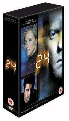 Click for larger image of 24: Season Four DVD Collection [DVD]
