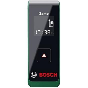 Bosch Télémètre laser numérique Zamo design innovant portée 20m 0603672601