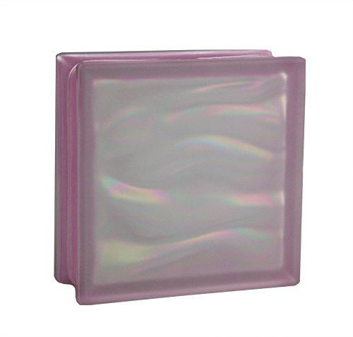 6-piezas-bm-bloques-de-vidrio-agua-perla-amatista-satinado-por-dos-lado-vidrio-mate-19x19x8-cm
