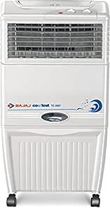 Bajaj TC2007 37-Litre Air Cooler (White)