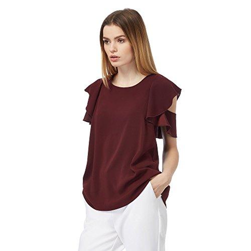 j-by-jasper-conran-womens-dark-red-frilled-sleeve-top-20
