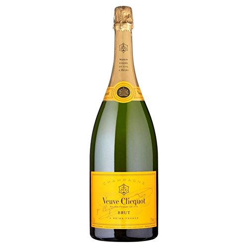 Veuve Clicquot Yellow Label Magnum Champagne NV 1.5L - (Packung mit 6)
