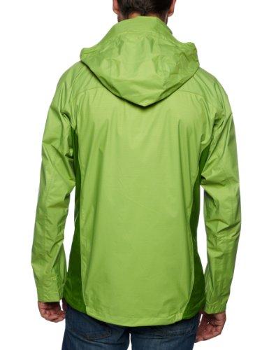 Berghaus Mens Blouson poids plume en Gore-Tex Paclite Verde (Green/Treetop)