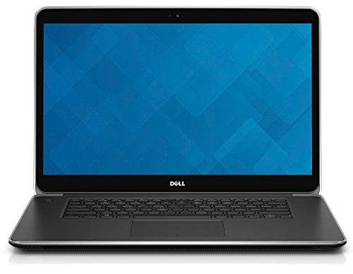 DELL Precision M3800 - notebooks (i7-4712HQ, Touchpad, Windows 7 Professional, 64-bit, Multilingual, Windows 8.1, Argento)