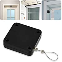 HOME CUBE 1 Pc Punch-Free Automatic Door Closer, Multifunctional Automatic Door Closer, Automatically Self Closing Door…