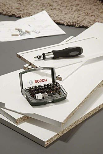 Bosch Bit Set 32-teilig (Für Schraub- und Montagearbeiten) - 6