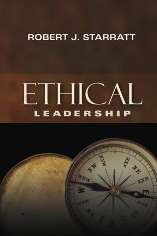 Ethical Leadership (Jossey–Bass Leadership Library in Education)