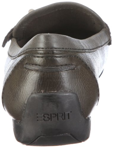 ESPRIT Patrizia Loafer U10301 Damen Mokassins Grau/Lead Grey