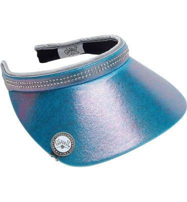 glove-it-womens-bling-visor-silver