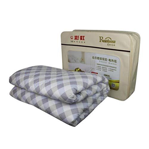 ZXY Calienta camas eléctrico Manta eléctrica King