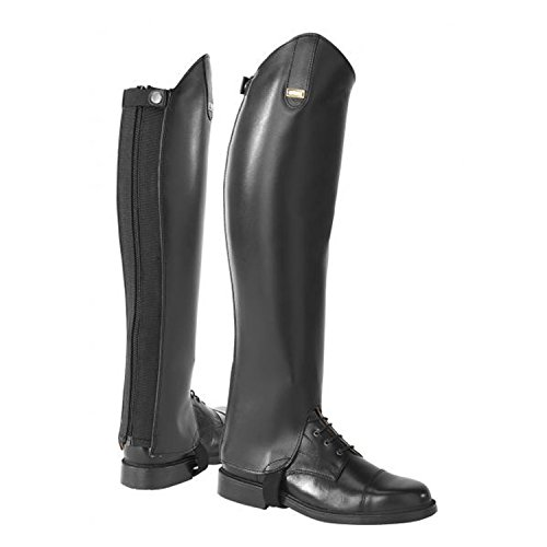 Stiefelchaps SOLUTION-JR, L/W, schwarz