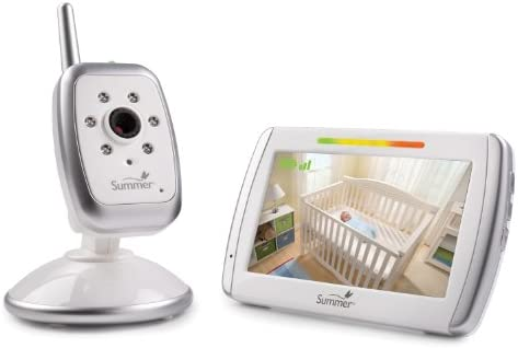 Summer Infant Wide Baby Monitor