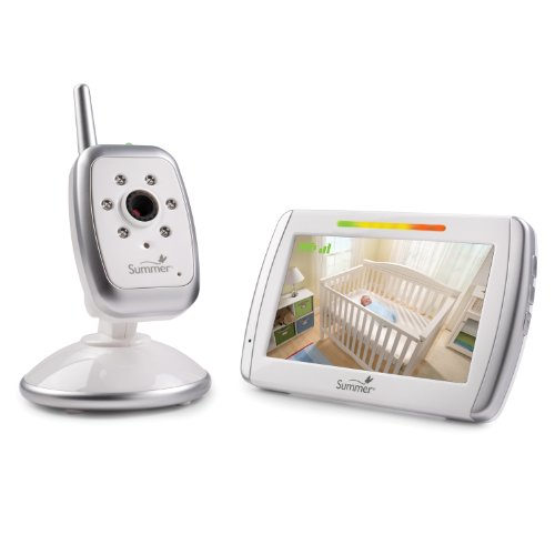 Summer Infant Wide View Digital Video Monitor 4137OSLah4L