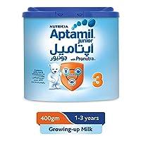 Aptamil Junior 3 Growing Up Milk, 400g